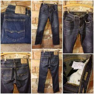 American Eagle Mens Extreme Flex Slim Boot Jeans